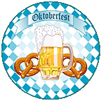 Oktoberfest - beverages, food and fun!